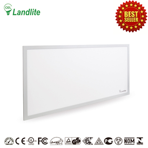 Landlite LED Light Panel 2x4 UL CE TUV PSE 72W 60x120 CM LED Flat Panel Lighting