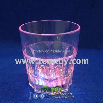 Whiskey Glass Led Light Cup