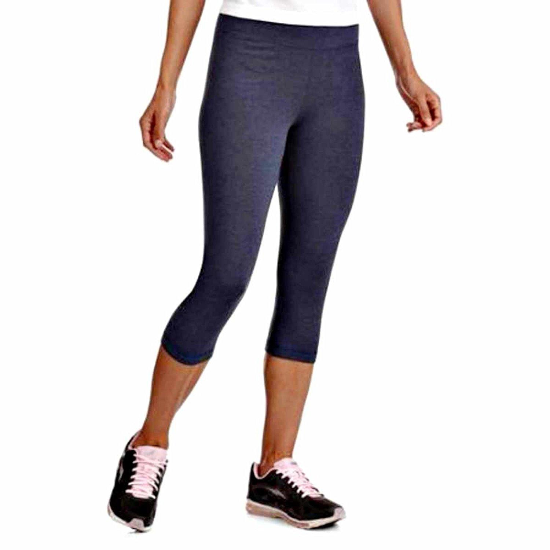 fce9b295f63bb Get Quotations · eFashion4Less Danskin 3 Item Bundle: Danskin Women's Active  Capri Leggings & Compression Socks + Cool