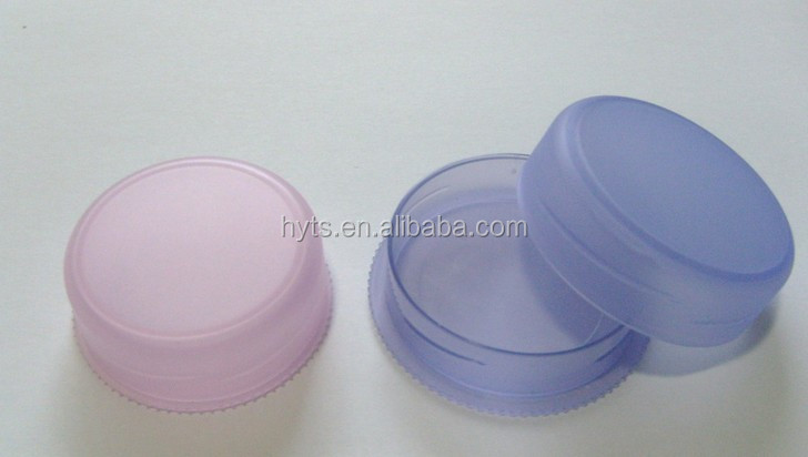 wholesale colorful plastic container with lid for nail polish remover pad
