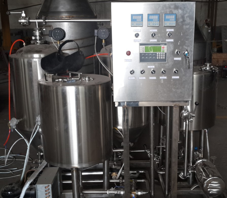 Nee Design 50L Home Brewery Equipment,Pilot System - Buy 50L Home