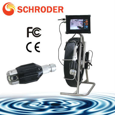 Schroder cctv drainage Pipe Inspection product