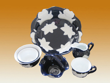 China supplier product ceramic tableware dinner set holiday dinnerware