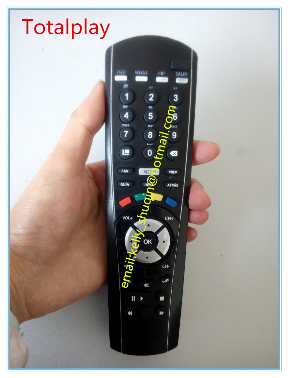 High Quality 53 Keys Izzi Tv Control Remoto Universal