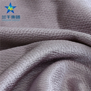 dyed summer dress chiffon fabric textile pearl satin chiffon