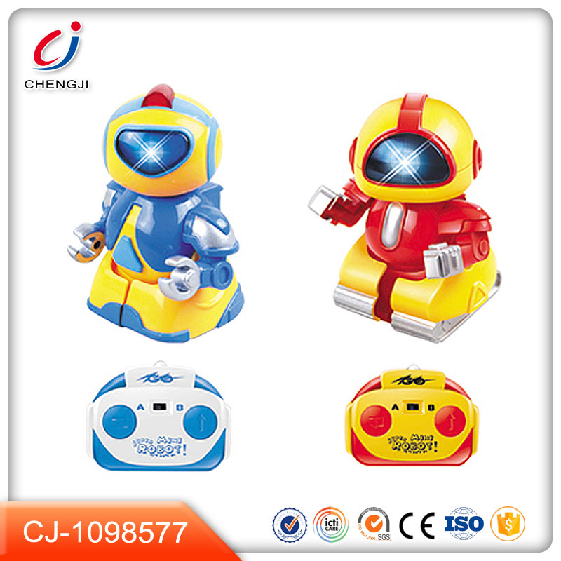 Attractive boys gift infrared remote control fighting robot toy