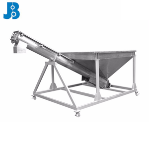 OEM professional custom 100mm stainless steel hopper screw auger/flexicon ss screw conveyor
