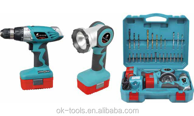 Ok-tools China Manufacturer Cordless Screwdriver & Cordless Jigsaw ...