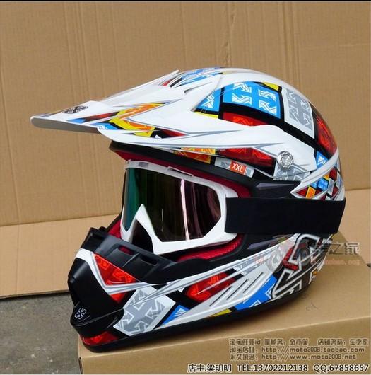 Sparx X бренд шлем - дорога мотокросс шлем полной шлем D-07 S-XXL