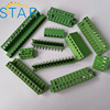 PCB screw terminal block 3.5mm 3.81mm 5.0mm 5.08 mm terminal block with screw ear lug electric terminal block
