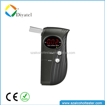 mutual breathalyzer with keychain drive safety digital alcohol tester