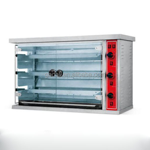 best quality gas rotisserie oven for sale