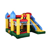 Hot sale commercial jumping castles inflatable bouncer slide