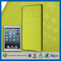 C&T Light color plastic symplicity defender cases and covers for ipad mini