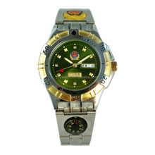 Automatic and digital watch,led watch for army