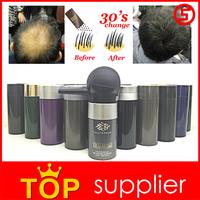 2016 Patent Hair fibers Product with Fully Pure Keratin Fibers