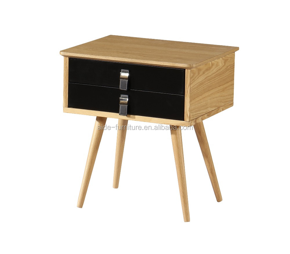New design bedstand chinese bedside table organizer for bedroom