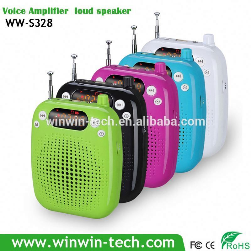 25-50W Multi-Function Megaphone With Sd+Usb with MIC