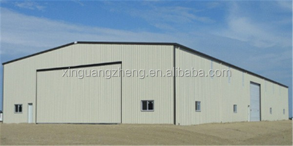 heavy-duty prefab warehouse shed building