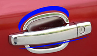 2014 New Oem Abs Chromed Door Handle Cover For Toyota Corolla ...