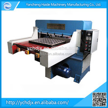 Automatic Table Slide cutting machine for plastic products
