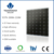 TUV ISO CE mono 220 w solar module with A grade of power station standard from professional manufacturer