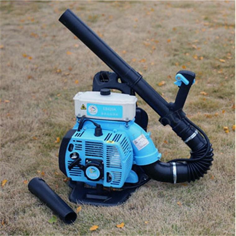 knapsack blower eb650 2 stroke gasoline garden leaf blower