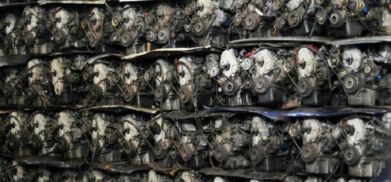 Motor Usado Para Motor Subaru Ea71 Ea82 Ej18 Ej20 Ej22