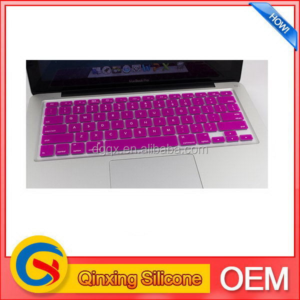 Designer cheap keyboard covers silicone for galaxy tab