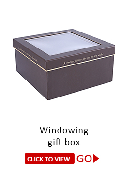 Logo printed wholesale chocolate paper gift packaging box