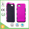 Hot selling silicone sublimation phone case packaging Front Flash Case for iPhone 6