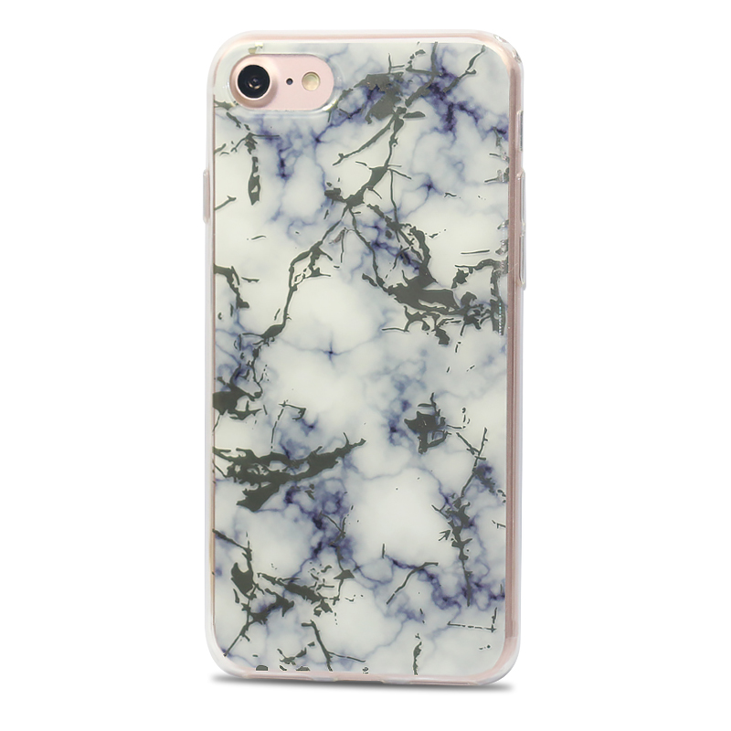 2016 New arrival steady phone case for iPhone 7 case marble back cover