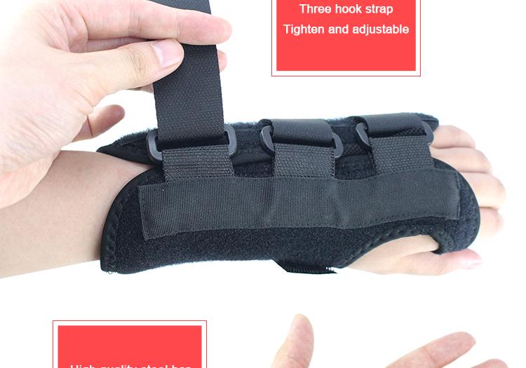1010 # lage prijs nachtrust orthopedische polssteun brace duim spalk