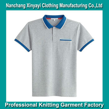 60c23c5c6 Export Clothes Polo Shirt / Polo t shirt Wholesale Blank T shirts With  Pocket