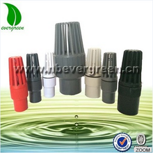 All Type High Quality Plastic ABS Foot Valve