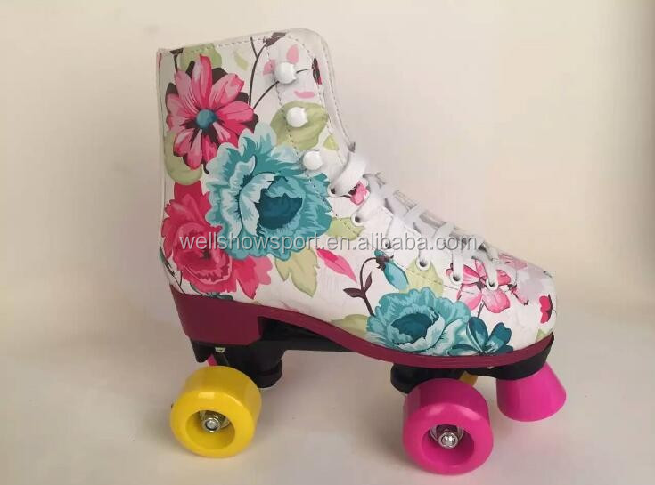 Wellshow Sport Quad Roller Speed Skate