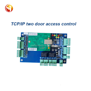 TCP/IP Network 2-door Access Controller