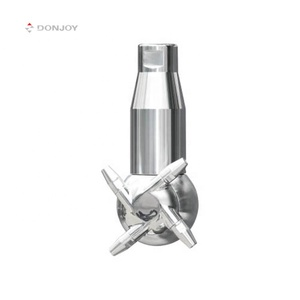 DONJOY SS316L 360 degree stainless steel tank cleaner rotary jet head