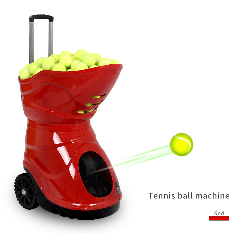 China Groothandel tennisbal training machine W3 factory outlet