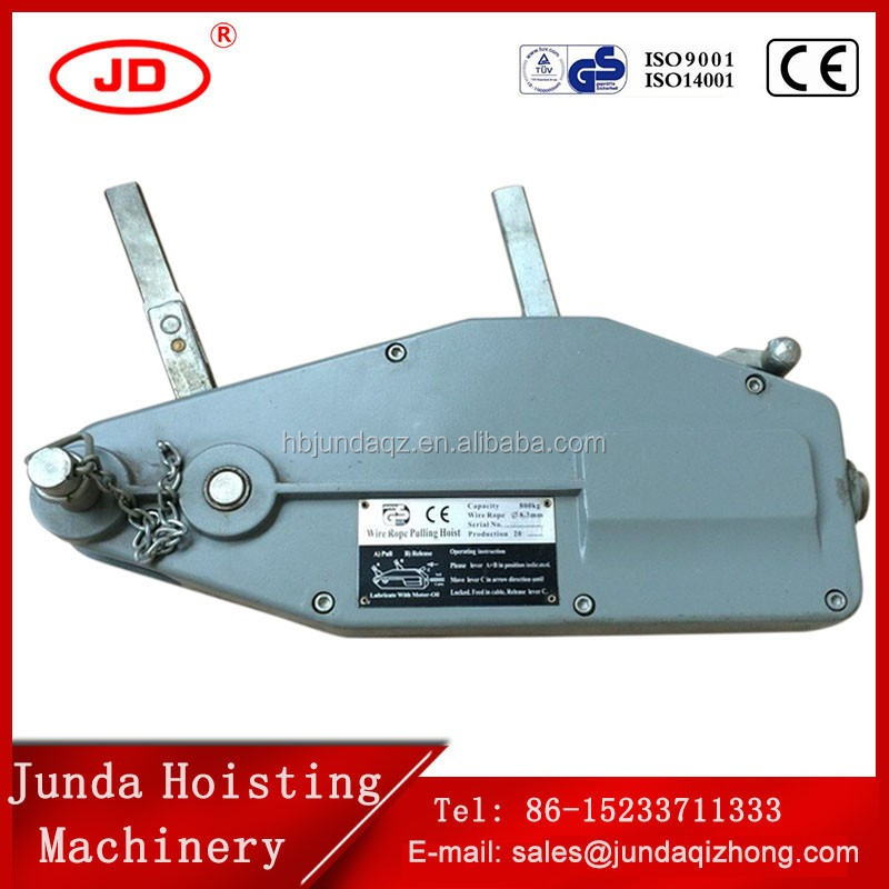 Wire Rope Manual Lifting Hoist, Wire Rope Manual Lifting Hoist ...