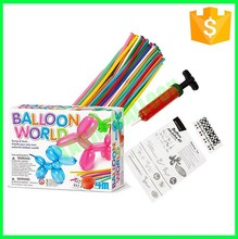 Balloon modeling Kits with pumps