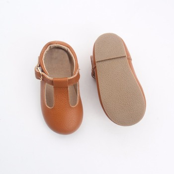 Wholesale Italian Leather Baby Kids Shoes Rubber Sole - Buy Leather ...