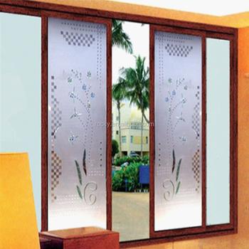 Sell 5mm 4mm 6mm Decorative Door Glass Etching Buy Decorative Door
