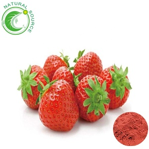 High Quality Organic Flavor Dried Pure Concentrate Strawberry Juice Extract