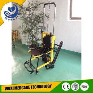 MTST7 aluminium foldable stair climbing walker