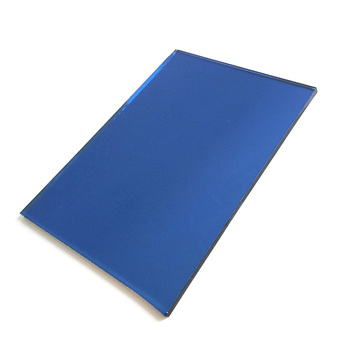 5mm 6mm 8mm 4mm Dark Blue Reflective Float Glass