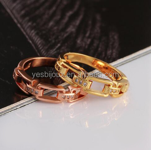 Fast Delivery imitation Fashion Cubic Zirconia Ring