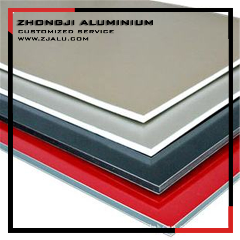 Sliver Color Alucobond/ACP/Aluminum Composite Panel