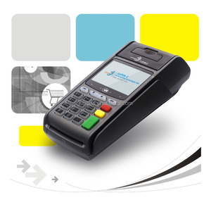Justtide Famous MasterCard and VISA NFC/RFID Card Reader Linux POS Terminal