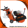 High quality manual asphalt road cutter with asphalt and concrete blade(JHD-400)
